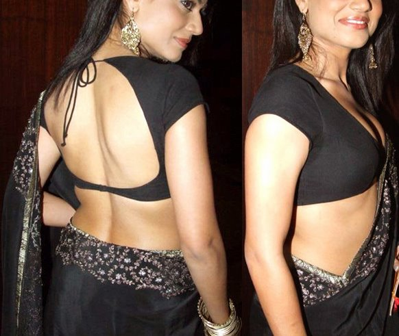 Topic Backless saree blouses designs for women excellent