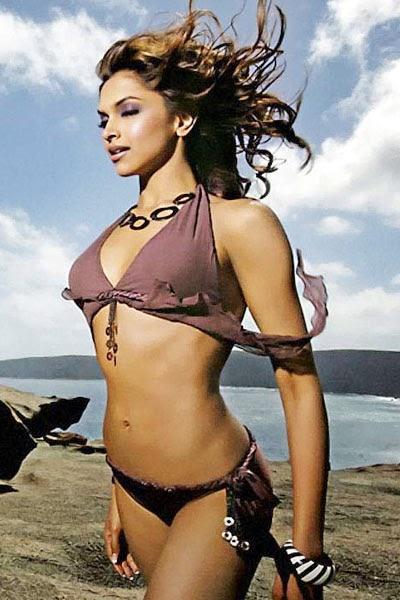 Ray Ban Deepika Padukone In Bikini