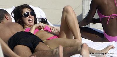 Miley Cyrus in hot bikini