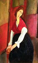 JEANNE HEBUTERNE 1919
