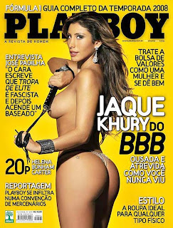 Jaqueline Khury Playboy