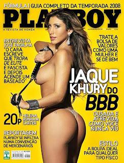 Jaqueline Khury Playboy
