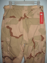 USED USA ARMY DESERT STORM