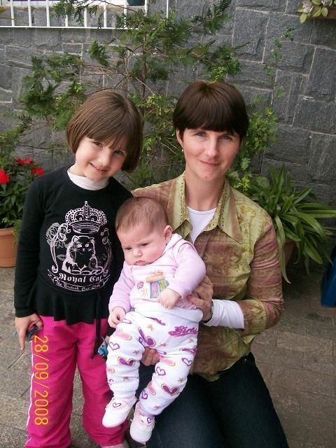 Bruna, Camilla e Izabela