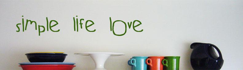 simple life love