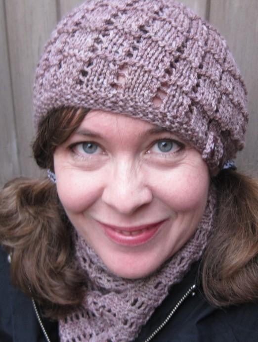 Lazy Day Lace Hat - a free pattern 6a97fda0522
