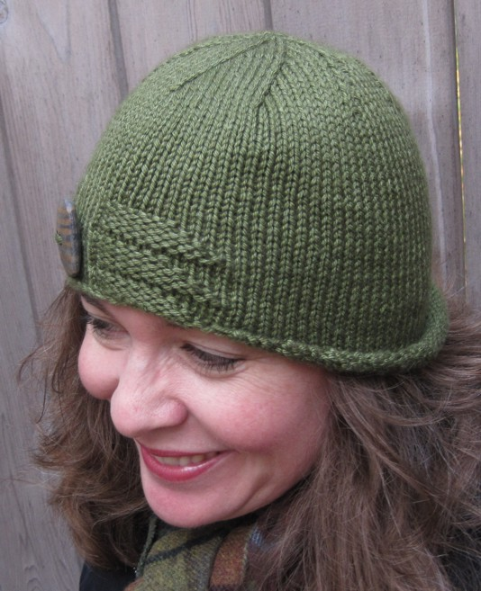 Double Double Cloche A Free Pattern