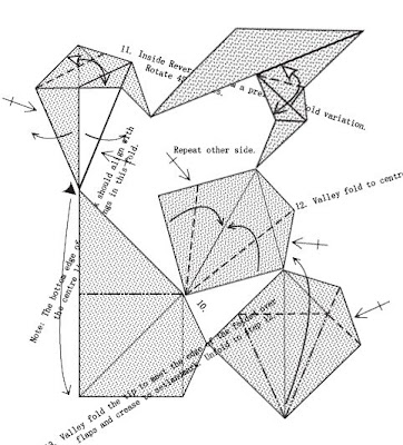 Im Finding More And Similarities Between The Multi Faceted Crystal Form Type Of Abstract Origami Pieces I Am Envisioning For Chess