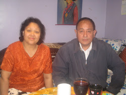 Eld. Ratnamani & his wife Asha