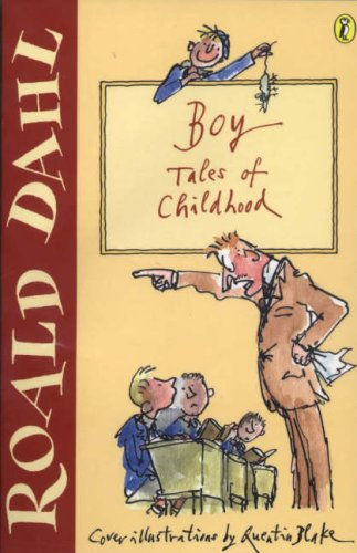 roald dahl books. Boy by Roald Dahl