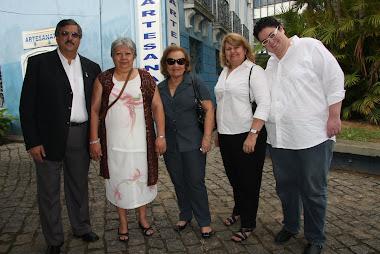 Tubarão Sc - com Embaixador da Paz  Gustavo Siqueira