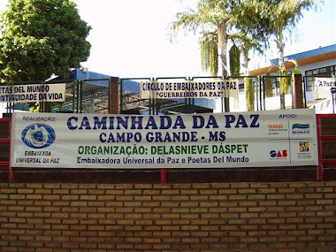 Caminhada da Paz - 2009
