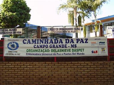 Caminhada da Paz - 2009