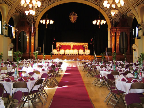 Halls For Wedding