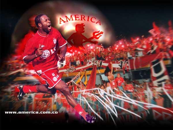 El America De Cali Es Un Club De Futbol De Colombia Siendo Uno De Los