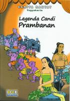 LEGENDA CANDI PRAMBANAN
