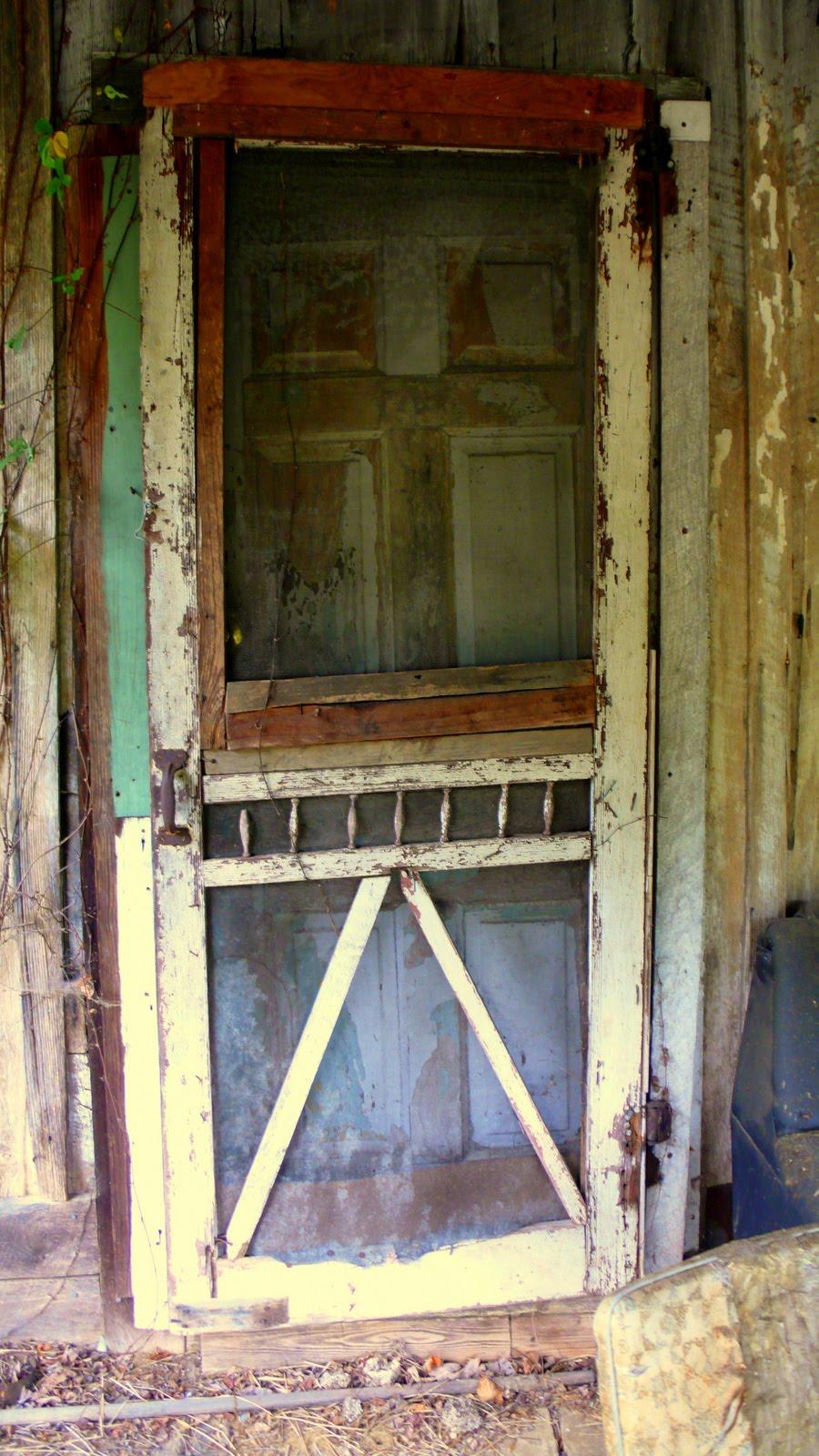 Vintage Screen Doors : Slimbolala