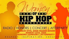 WOMEN OF HIP HOP HONORS COMING SOON