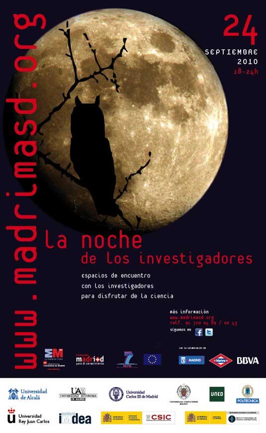 La Noche de los Investigadores 2010