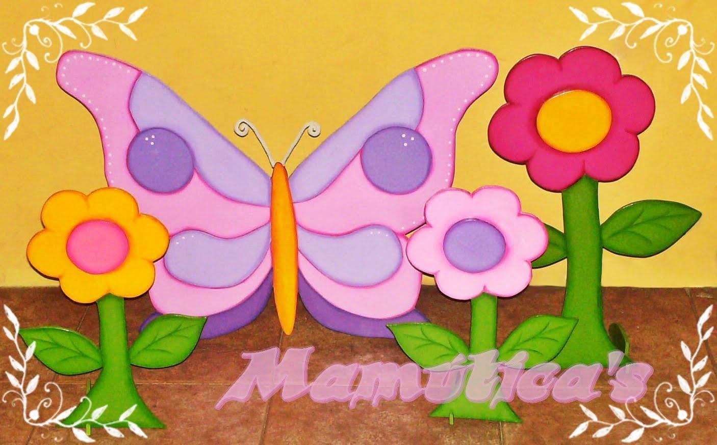 Etiquetas  Animalitos Y Flores   Decoraci  N Fiesta Infantil   Figuras