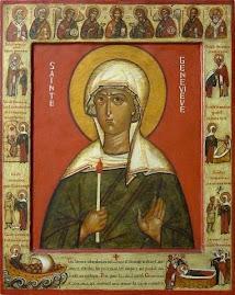 Sfanta Genoveva, ocrotitoarea Parisului, praznuita de Biserica Ortodoxa pe 3 ianuarie