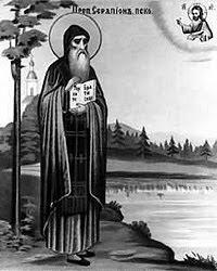 Sfantul Serapion din Pskov