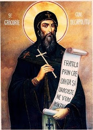 Sfantul Grigorie Decapolitul praznuit de Biserica Ortodoxa pe 20 noiembrie