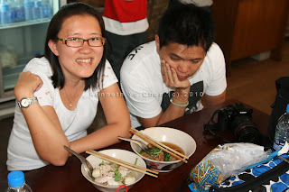 thailand noodles, floating market, thailand, kenneth yu chan photography, kenneth chan photography