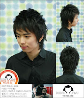jubal dayu, korean hairstyles