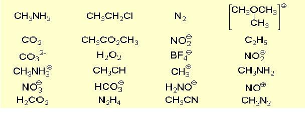 Bienvenido al fascinante mundo de las ciencias estructura de lewis escribe las estructuras de lewis de los siguientes compuestos e indica qu tomos presentan cargas formales en los compuestos que sea necesario urtaz Images