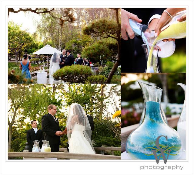 Earl Burns Japanese Garden Wedding