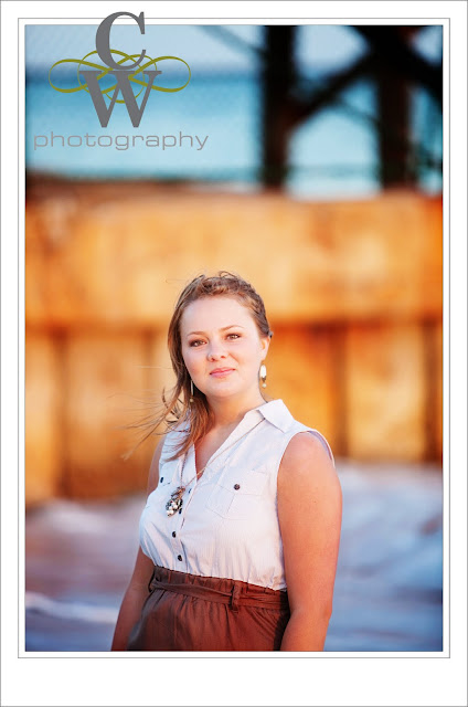 Senior Portrait,Seal Beach