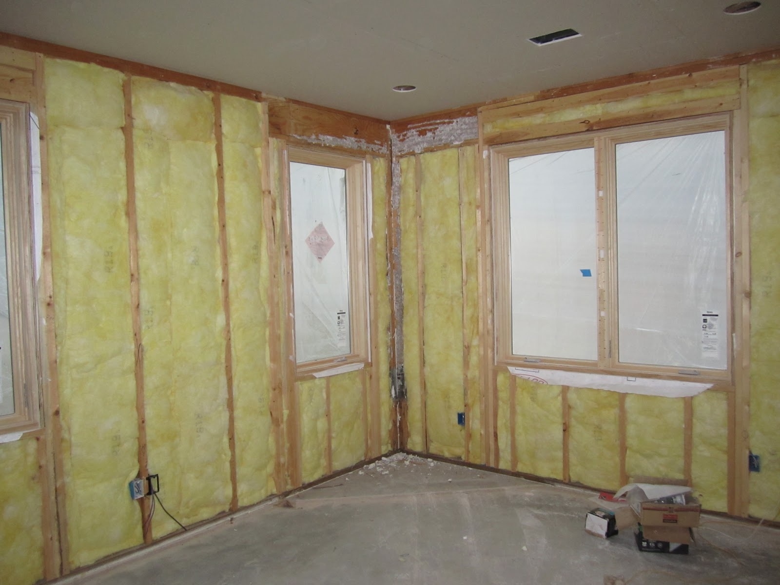 2244remodel looking like a house again for What insulation to use in 2x6 walls