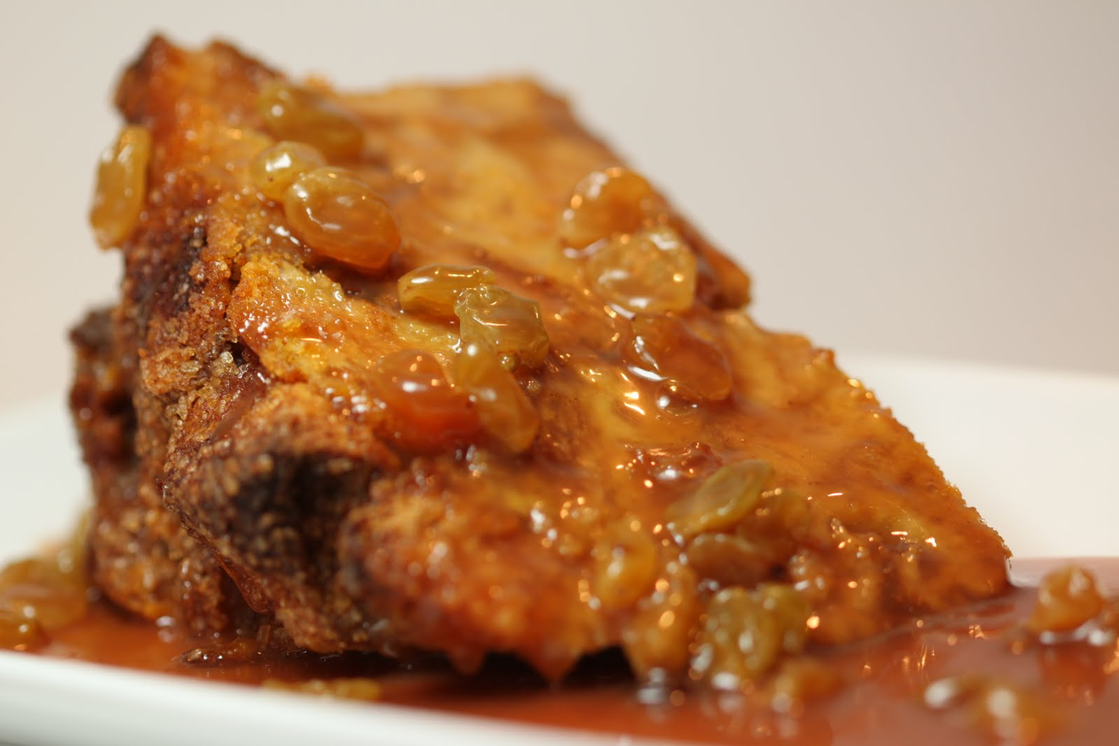 Coffee Liqueur Bread Pudding With Caramel Sauce Recipe ...