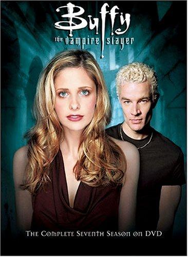 Buffy the Vampire Slayer - Season 7 (Box 2) movie