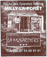 Camping *** -  La Musardière