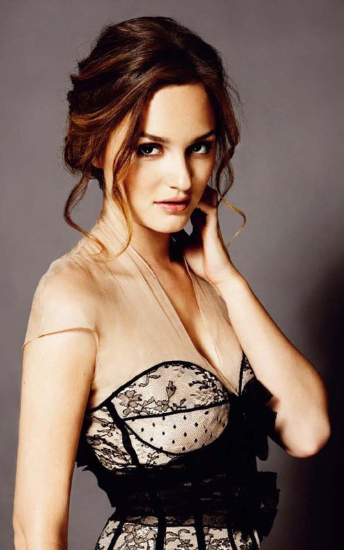 Leighton Meester - Images Colection
