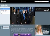 CBS: Cold Case