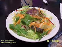 Temari - Green Salad