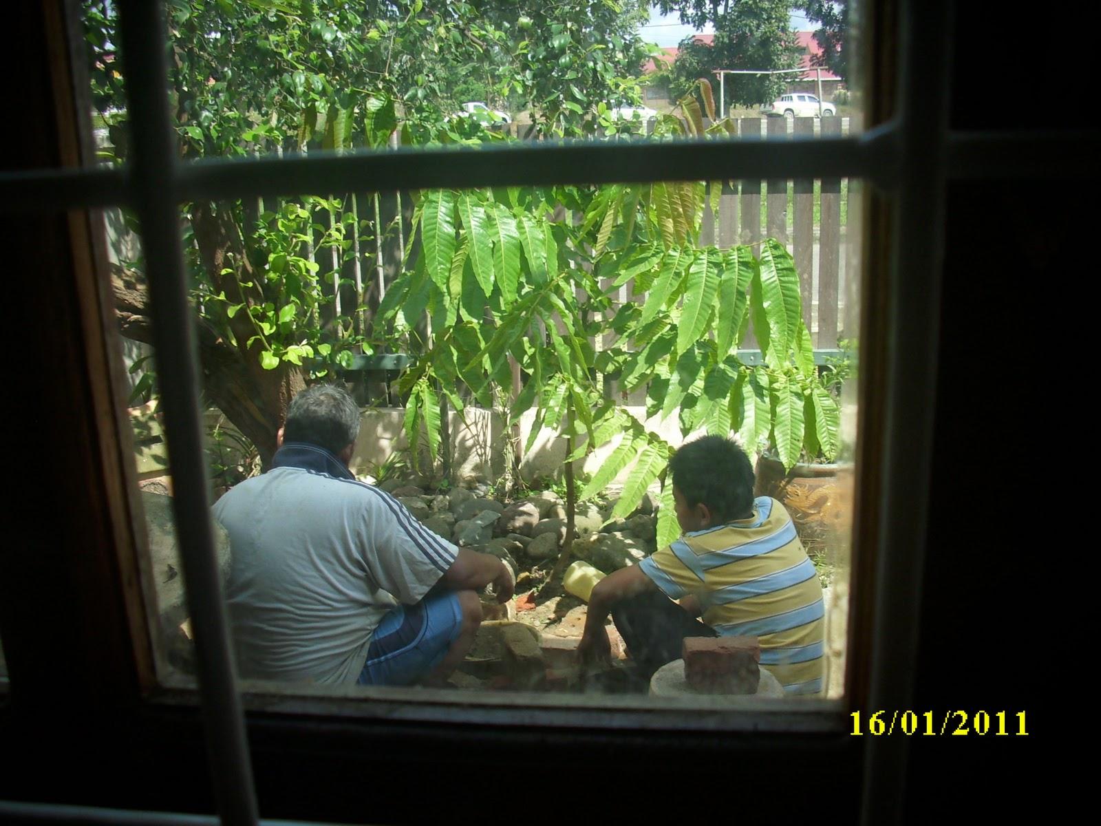 The Story Of Amie S Little Cottage Cerita Di Pagi Ahad