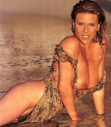 Samantha Fox Topless Picture Hot And Sexy