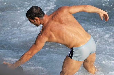 hot speedo men