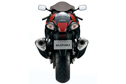 Suzuki Hayabusa 2008 Video: