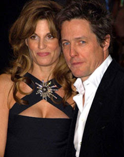 Hugh Grant was too middle-class for Jemima