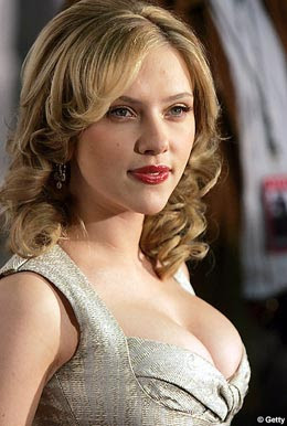 Scarlett Johansson has the World's Sexiest Body