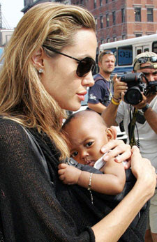 Angelina Jolie fights to save misuse of Shiloh's name