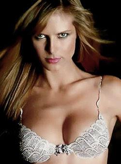 Heidi Klum calls her breasts Hans & Franz!