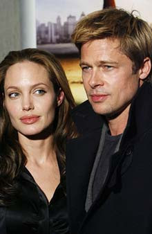 Brangelina heading for splitsville?