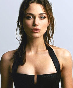Keira Knightley bares all for Chanel