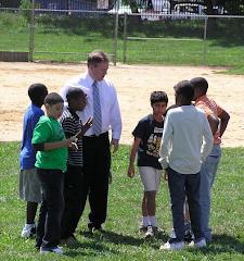 Nicki Minaj High School on Lessonslearnedinthemid   Huddling Up With 6th Graders